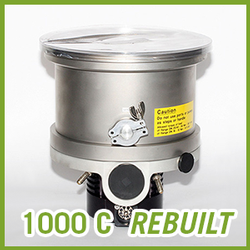 Leybold Vacuum TURBOVAC 1000 C Turbo Pump - REBUILT