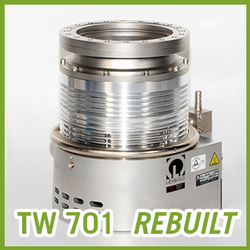 Leybold Vacuum TURBOVAC TW 701 Turbo Pump - REBUILT