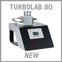 Leybold TURBOLAB 80 Compact Vacuum Pump System - NEW