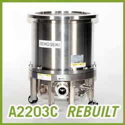 Edwards Seiko Seiki STP-A2203C Turbo Vacuum Pump - REBUILT