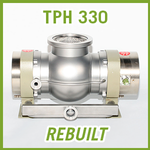 Pfeiffer Balzers TPH 330 Turbomolecular Vacuum Pump - REBUILT