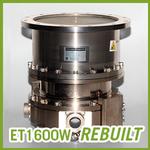 EBARA ET1600W Turbomolecular Vacuum Pump - REBUILT