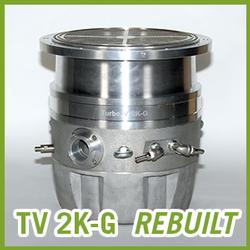 Agilent Varian TV 2K-G Turbo Vacuum Pump - REBUILT