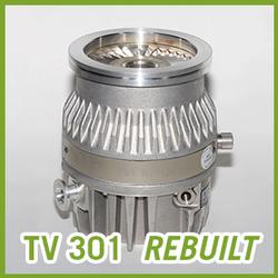 Agilent Varian TV 301 Navigator Turbo Vacuum Pump - REBUILT