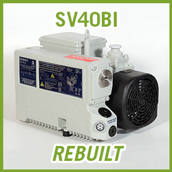Leybold SOGEVAC SV40BI Vacuum Pump - REBUILT