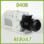 Leybold TRIVAC D40B Vacuum Pump - REBUILT