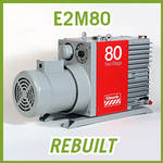 Edwards E2M80 Two Stage Vacuum Pump - REBUILT