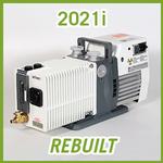 Pfeiffer Adixen Alcatel 2021i Instrument Pascal Vacuum Pump - REBUILT