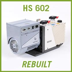 Agilent Varian HS 602 Vacuum Pump - REBUILT