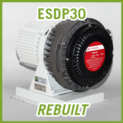 Edwards ESDP30 Dry Scroll Vacuum Pump - REBUILT
