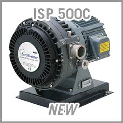 ANEST IWATA ISP 500C Dry Scroll Vacuum Pump - NEW