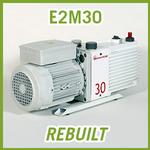Edwards E2M30 Two Stage Vacuum Pump - REBUILT