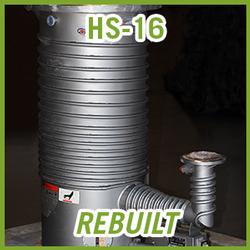 Agilent Varian HS-16 Diffusion High Vacuum Pump - REBUILT