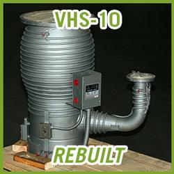 Agilent Varian VHS-10 Diffusion Pump - REBUILT