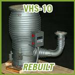 Agilent Varian VHS-10 Diffusion High Vacuum Pump - REBUILT