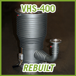 Agilent Varian VHS-400 Diffusion High Vacuum Pump - REBUILT