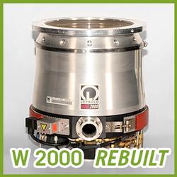 Leybold Vacuum TURBOVAC MAG W 2000 / C / CT Turbo Pump - REBUILT