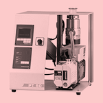 Leybold HV-Pump Vacuum System PT 50 - NEW