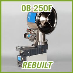 Brooks CTI-Cryogenics On-Board 250F Vacuum Cryopump - REBUILT
