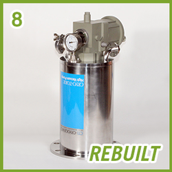 Brooks CTI-Cryogenics Cryo-Torr 8 Vacuum Cryopump - REBUILT