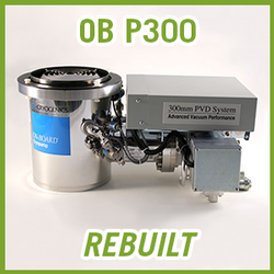 Brooks CTI-Cryogenics On-Board P300 Vacuum Cryopump - REBUILT