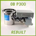 Brooks CTI-Cryogenics On-Board P300 Vacuum Cryopump - REBUILT