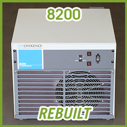 Brooks CTI-Cryogenics 8200 Compressor - REBUILT