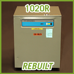 Brooks CTI-Cryogenics 1020R Compressor - REBUILT