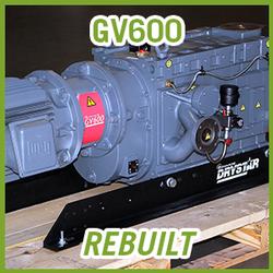 Edwards GV600 DRYSTAR Dry Vacuum Pump - REBUILT