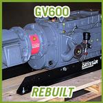 Edwards GV600 Industrial DRYSTAR Vacuum Pump - REBUILT