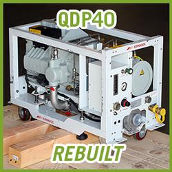 Edwards QDP40 Dry Vacuum Pump - REBUILT