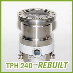 Pfeiffer Balzers TPH 240 Turbo Vacuum Pump - REBUILT