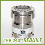 Pfeiffer Balzers TPH 240 Turbomolecular Vacuum Pump - REBUILT