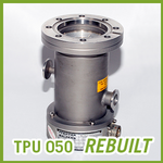 Pfeiffer Balzers TPU 050 Turbomolecular Vacuum Pump - REBUILT