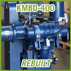 Tuthill Kinney KMBD-400 Vacuum Blower - REBUILT