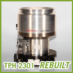 Pfeiffer Vacuum TPH 2301 PN Turbo Pump - REBUILT