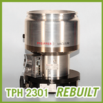 Pfeiffer Vacuum TPH 2301 PN Turbomolecular Pump - REBUILT