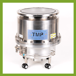 Shimadzu TMP-3403LMC Turbo Vacuum Pump - REBUILT