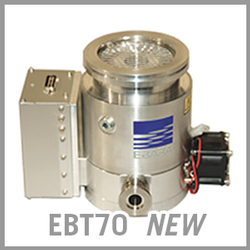 EBARA EBT70 Integrated Turbo Vacuum Pump - NEW