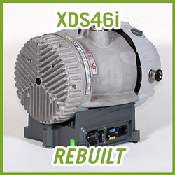 Edwards XDS46i Dry Scroll Vacuum Pump - REBUILT