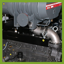 Edwards GV600 / EH4200 Vacuum Blower System - REBUILT