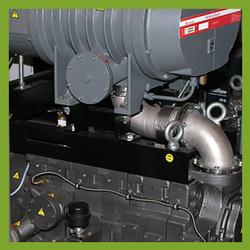 Edwards GV400 / EH2600 Vacuum Blower System - REBUILT