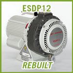 Edwards ESDP12 Dry Scroll Vacuum Pump - REBUILT