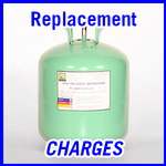 Brooks Polycold Systems Refrigerant Replacement Charges