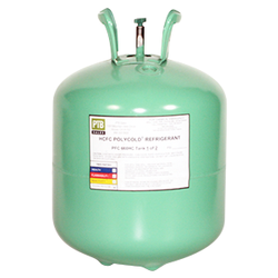 Polycold Refrigerant Top Off Charges
