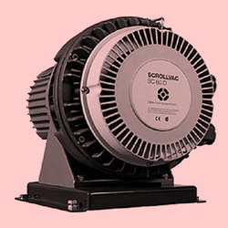 Leybold SCROLLVAC SC 60 D Dry Scroll Vacuum Pump - NEW