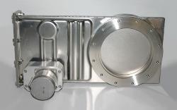 VAT 64246-PE52 ISO-200 Vacuum Throttle Gate Valve