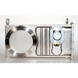 VAT 64248-PE52 ISO-250 Vacuum Throttle Gate Valve