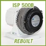 ANEST IWATA ISP 500B Dry Scroll Vacuum Pump - REBUILT