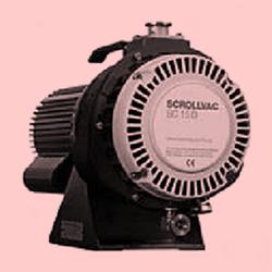 Leybold SCROLLVAC SC 15 D Dry Scroll Vacuum Pump - NEW